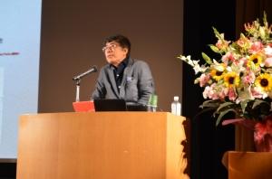 講演者和田忠彦先生